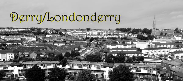 Hueless in L/Derry