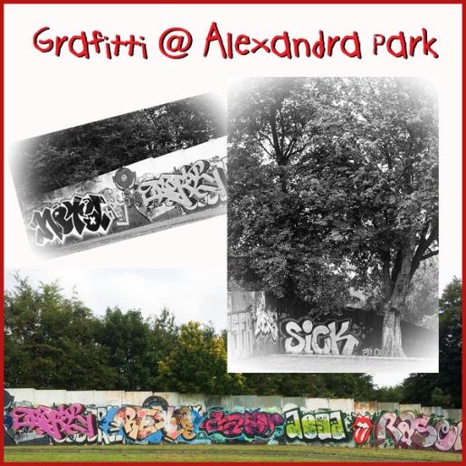 Grafitti Montage