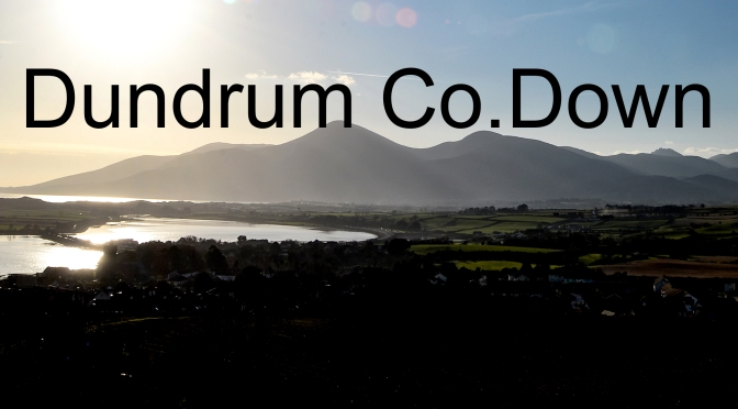 Photo-Essay: Dundrum, Co. Down
