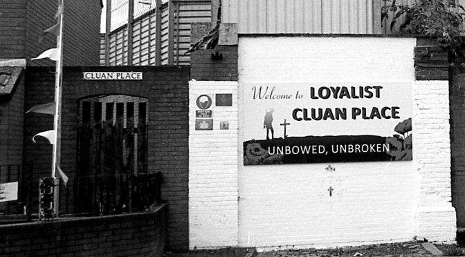 Cluan Place, Belfast – 15 years on.