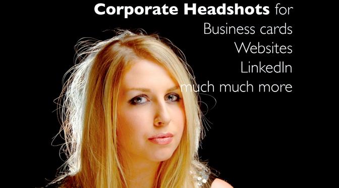Corporate Headshots.