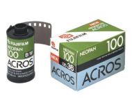 ACROS spool and box