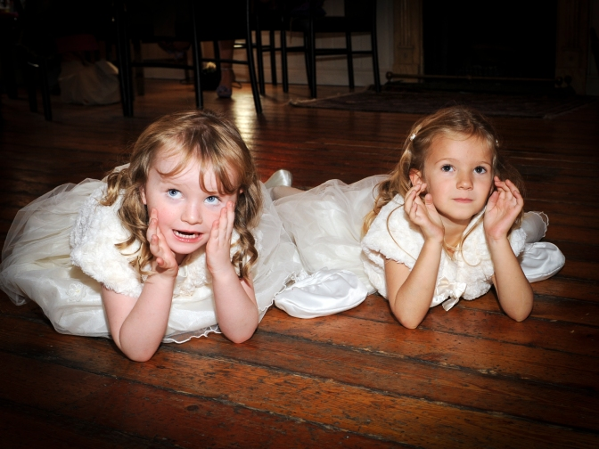 Keeping Children Happy at Weddings
