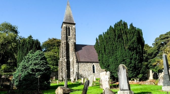 St John's Church, Donegore