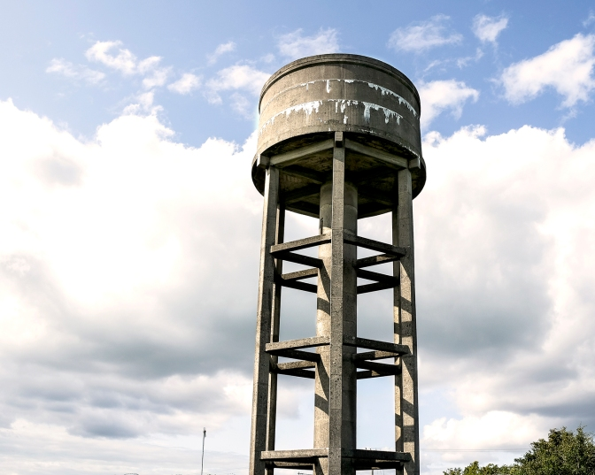 Moneyreagh Water Tower