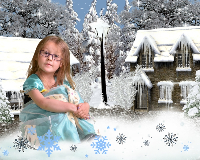 Winter-Wonderland Kids' Photoshoots