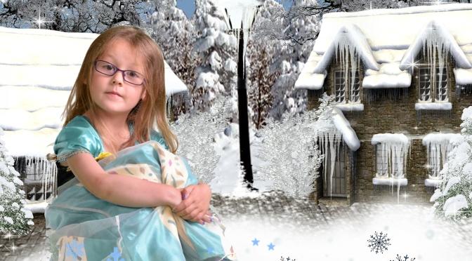 Winter-Wonderland Kids' Photoshoots