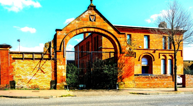 Mill Gate, Crumlin Road, Belfast.
