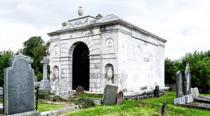 The Templepatrick Mausoleum
