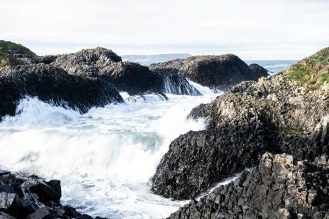 Ballintoy Rocks