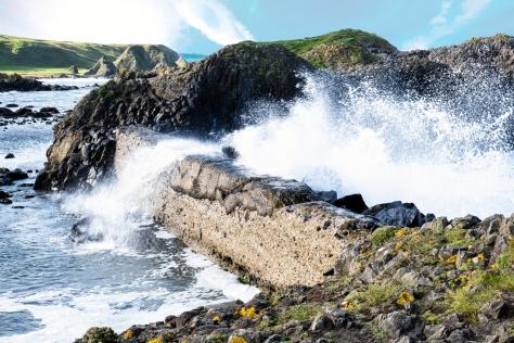 Ballintoy Waves