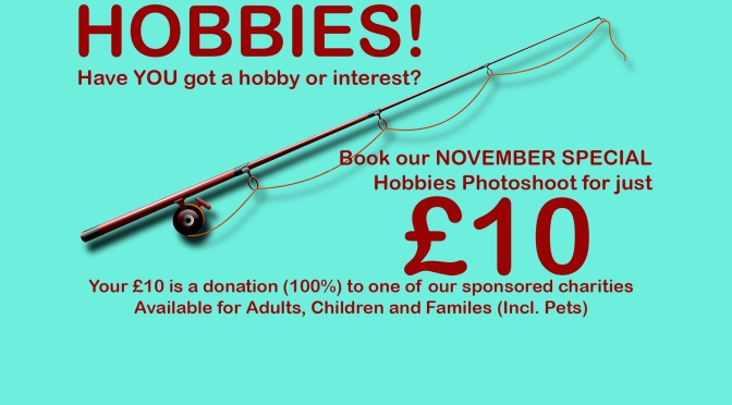 Hobbies Photoshoots – NOVEMBER SPECIAL