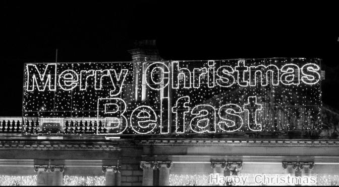 Belfast Christmas Market 2019