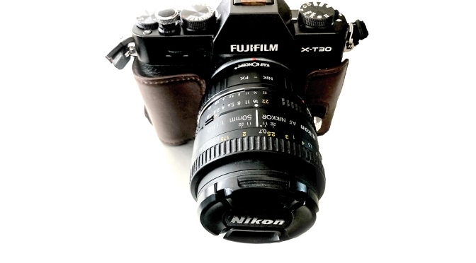 Traffic Jams and Nikon Lenses!