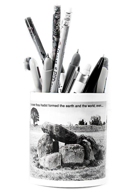 Pencil Mug UP