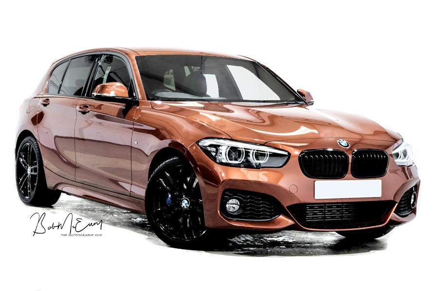 BMW 118D Shadow Ed